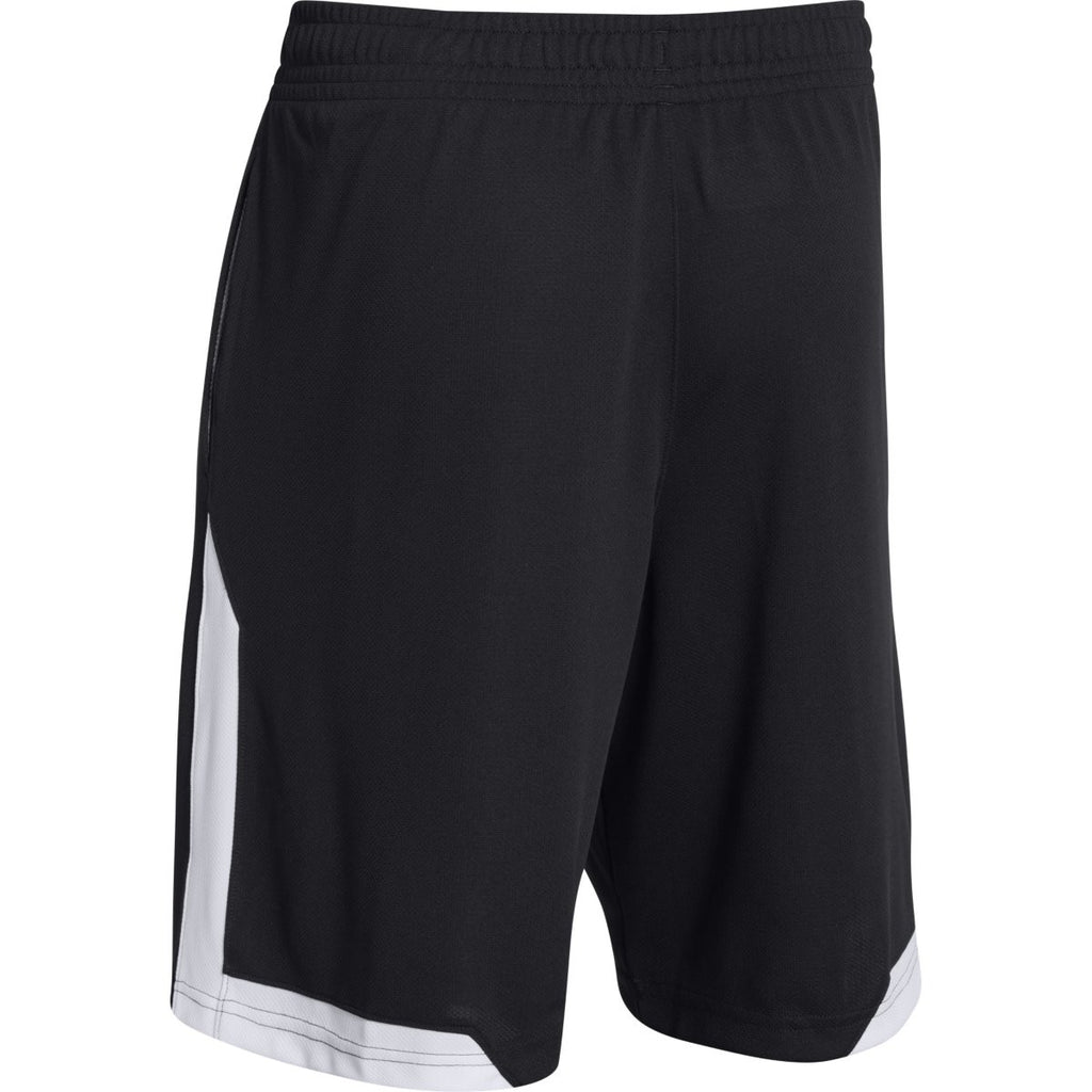 Under Armour Men's Black Assist Shorts