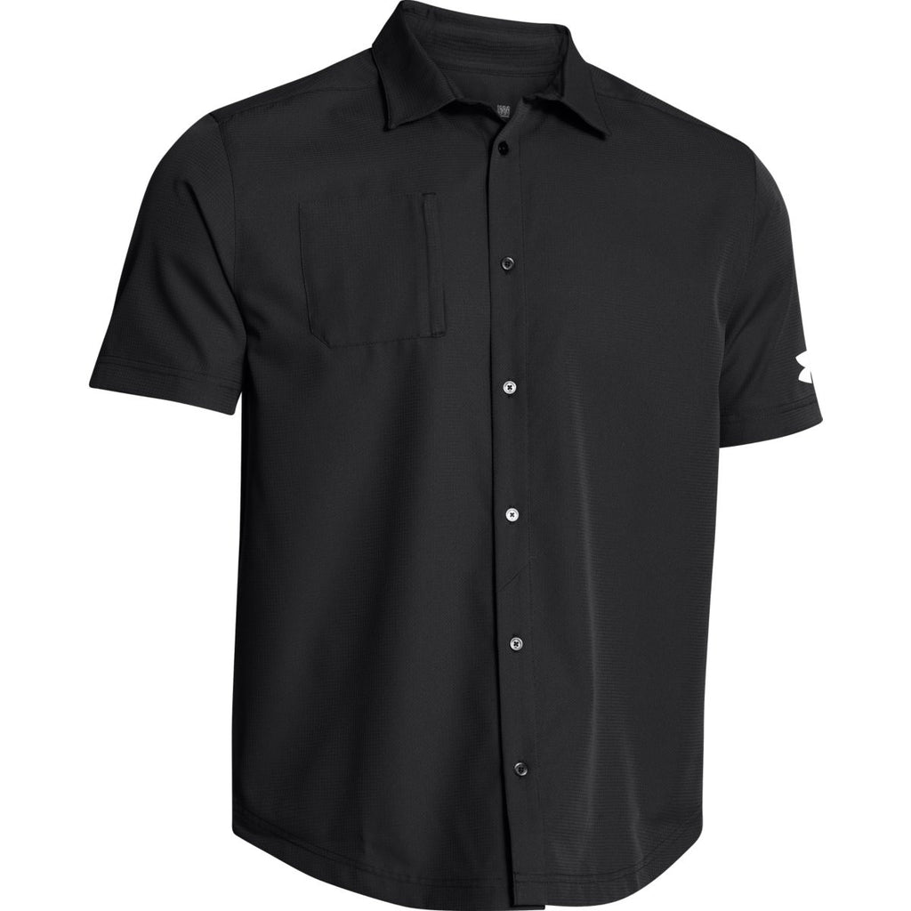 Black t shirt under button down - Black T Shirt Under Button Down 2