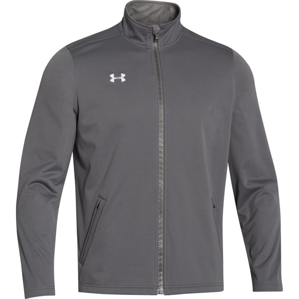 Eddie Bauer Fleece >> Under Armour Men's Graphite Ultimate Team Softshell Jacket