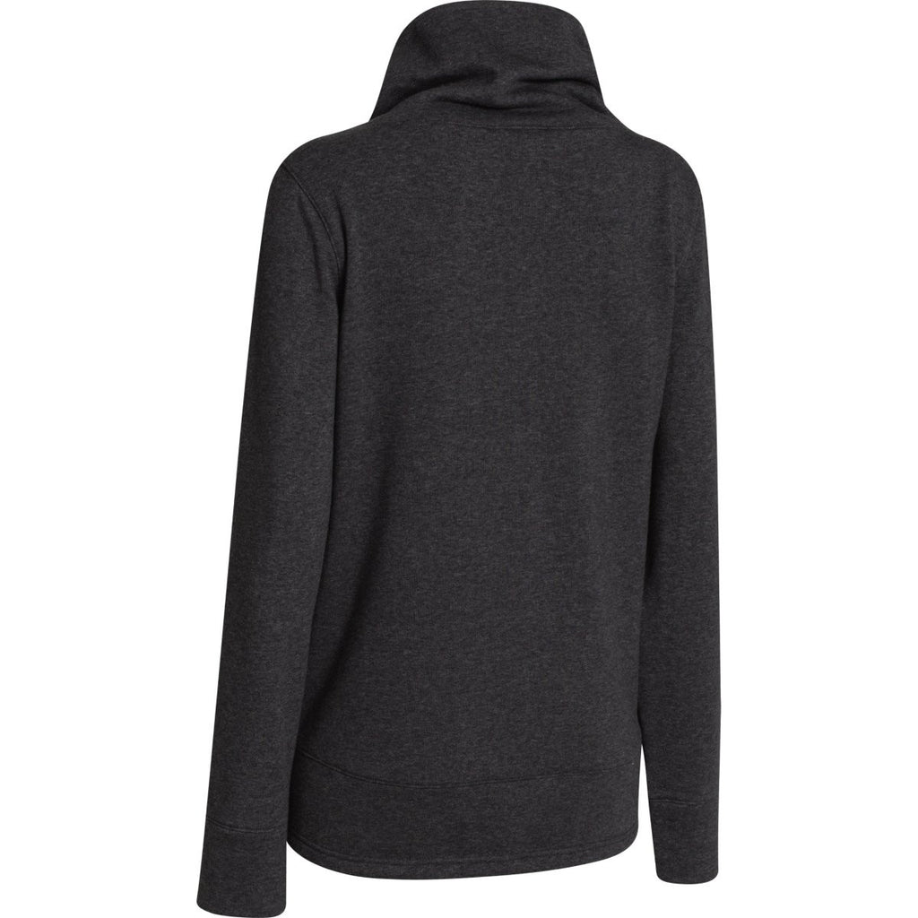 Under Armour Corporate Women's Black Wrap Up Full Zip