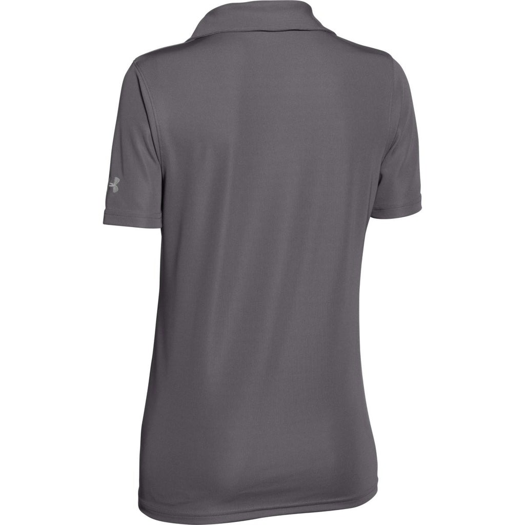 Under Armour Corporate Women's Graphite Performance Polo