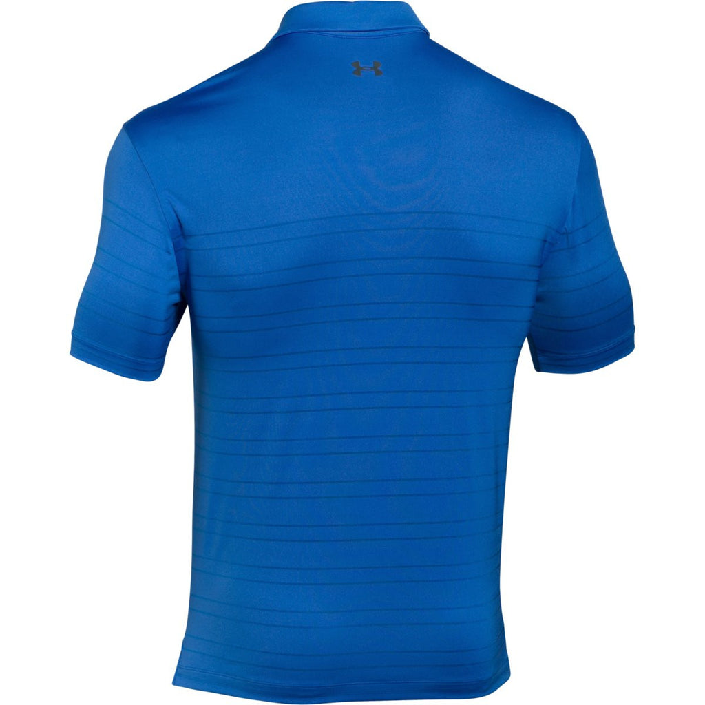 Under Armour Men's Ultra Blue coldblack Carry Polo