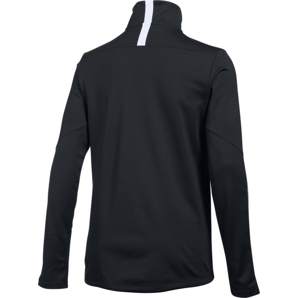 Under Armour Women's Black Corporate Qualifier Quarter Zip