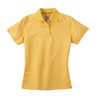 page-tuttle-womens-polo-yellow