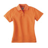 page-tuttle-womens-polo-orange