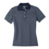 page-tuttle-womens-navy-stripe-polo