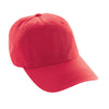 port-authority-red-washed-cap
