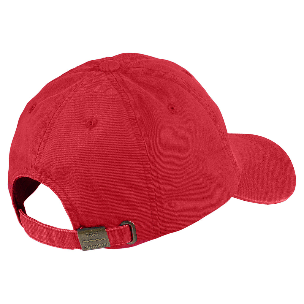 Port Authority Berry Garment Washed Cap
