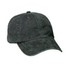 port-authority-black-washed-cap
