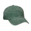 port-authority-green-washed-cap