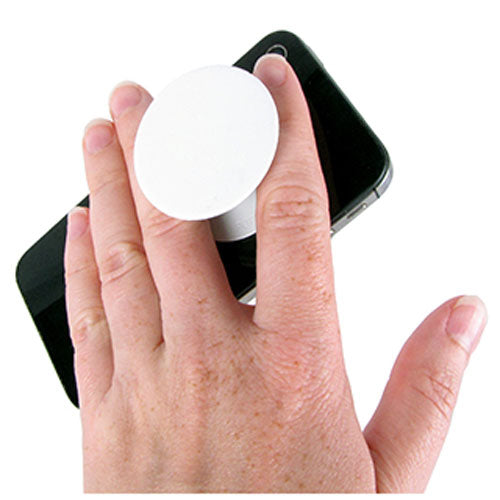PopSockets WhiteBlack Phone Holder
