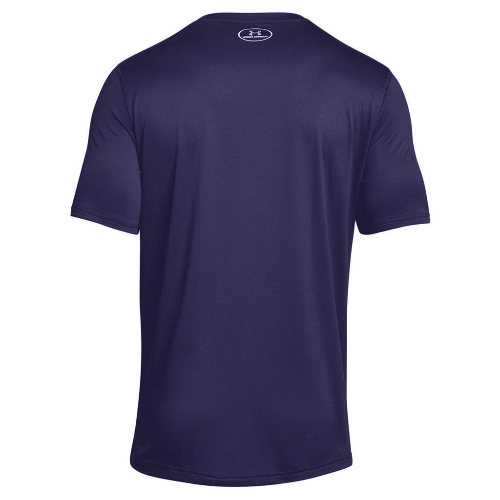 Under Armour Men's Purple 2.0 Locker Tee