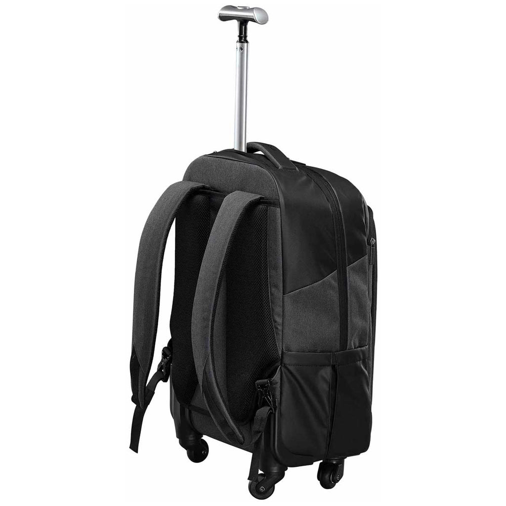 Stormtech Graphite/Black Raod Warrior Wheeled Pack