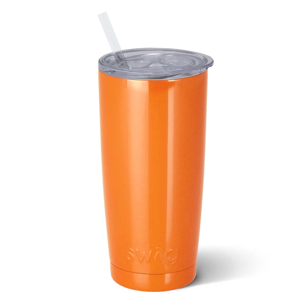 Swig Orange 20 oz Tumbler