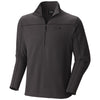 mountain-hardwear-grey-zip-t
