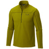 mountain-hardwear-green-zip-t