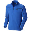 mountain-hardwear-blue-zip-t