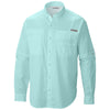128606-columbia-light-green-shirt