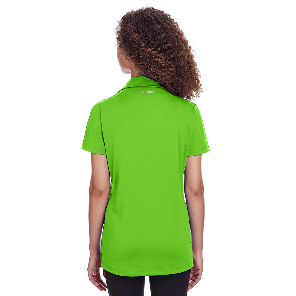Spyder Women's Lime Freestyle Polo
