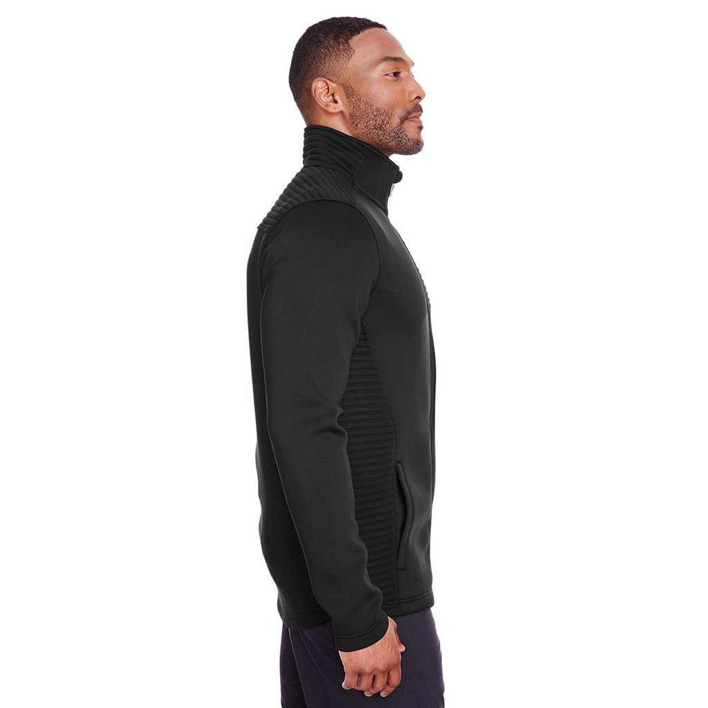 Spyder Men's Black Venom Full-Zip Jacket
