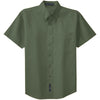 port-authority-green-ss-shirt