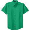 port-authority-light-green-ss-shirt