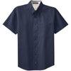 port-authority-navy-ss-shirt