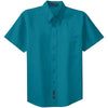 port-authority-turquoise-ss-shirt