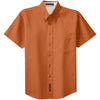port-authority-orange-ss-shirt