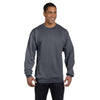 Champion Men's Charcoal Heather Crewneck Sweatshirt