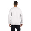 Champion Men's White Crewneck Sweatshirt