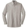 port-authority-grey-ls-shirt