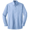 port-authority-light-blue-ls-shirt