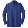 port-authority-blue-ls-shirt