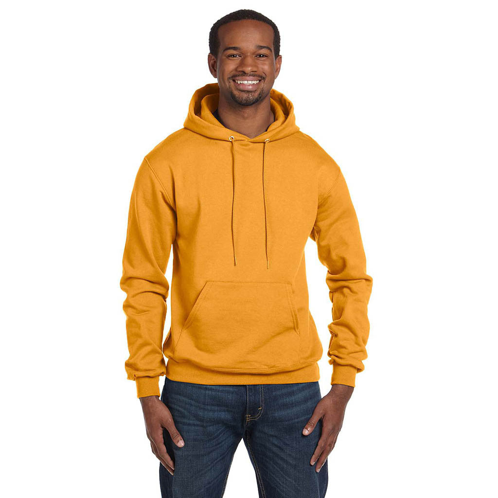 Champion Men's Gold Hoodie