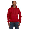 Champion Men's Scarlet Red Hoodie