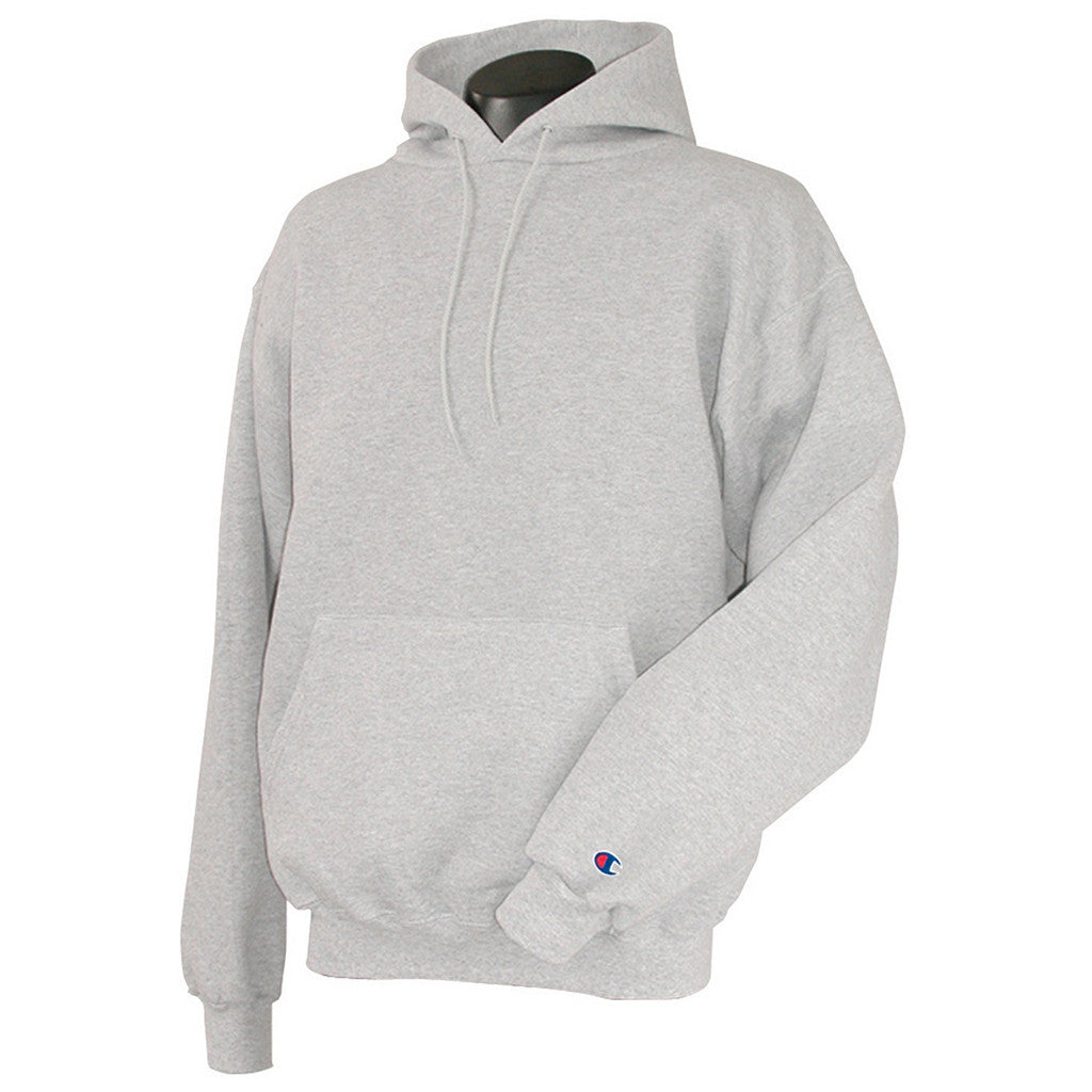 champion sweatshirt silver