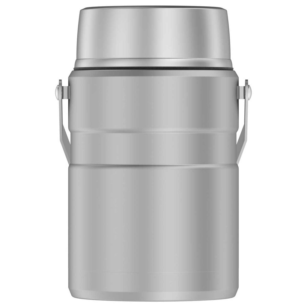 Thermos Matte Stainless Stainless King Big Boss 47 oz Food Jar