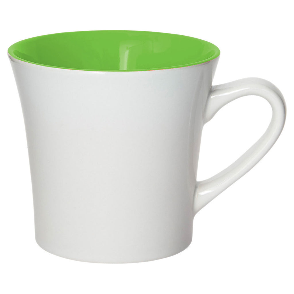 Bullet Lime Green Cheer 11oz Ceramic Mug