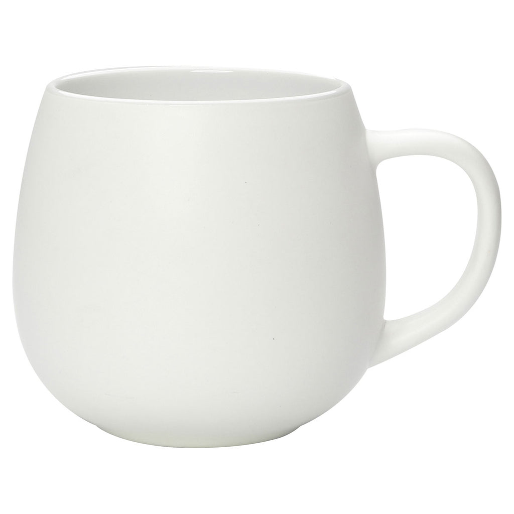 Bullet White Mecca 14oz Ceramic Mug
