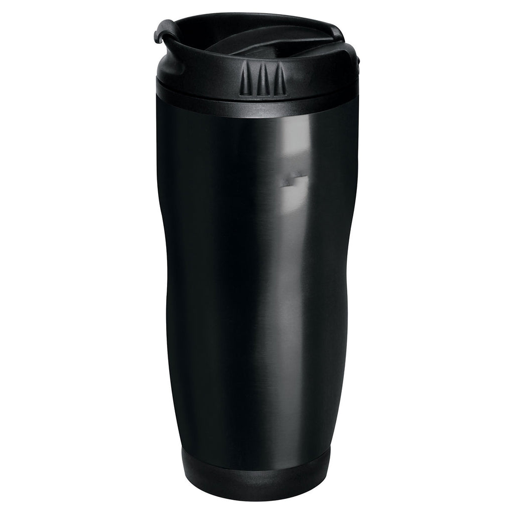 Bullet Black Logan 16oz Travel Tumbler