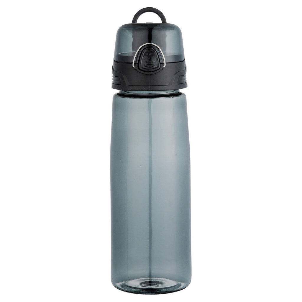 Bullet Transparent Black Capri 25oz Tritan Sports Bottle