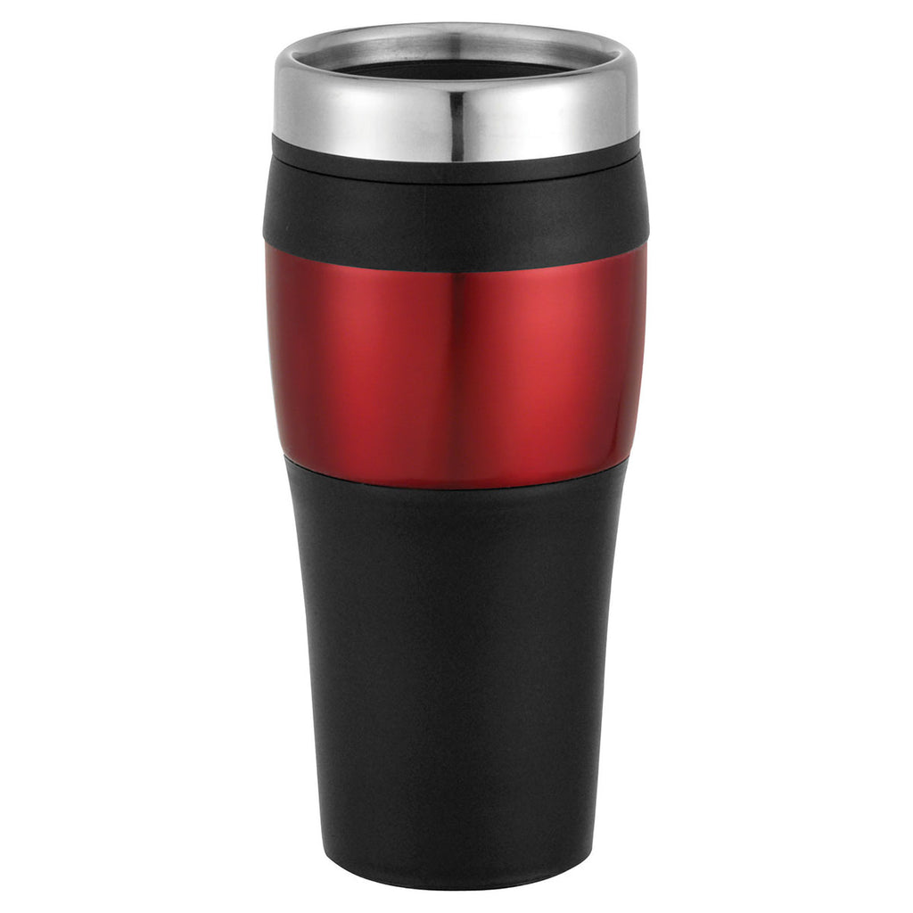 Bullet Red Cayman 16oz Travel Tumbler