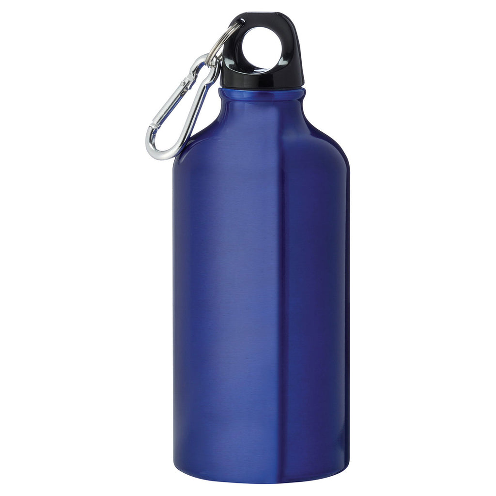 Bullet Blue Li'l Shorty 17oz Aluminum Sports Bottle