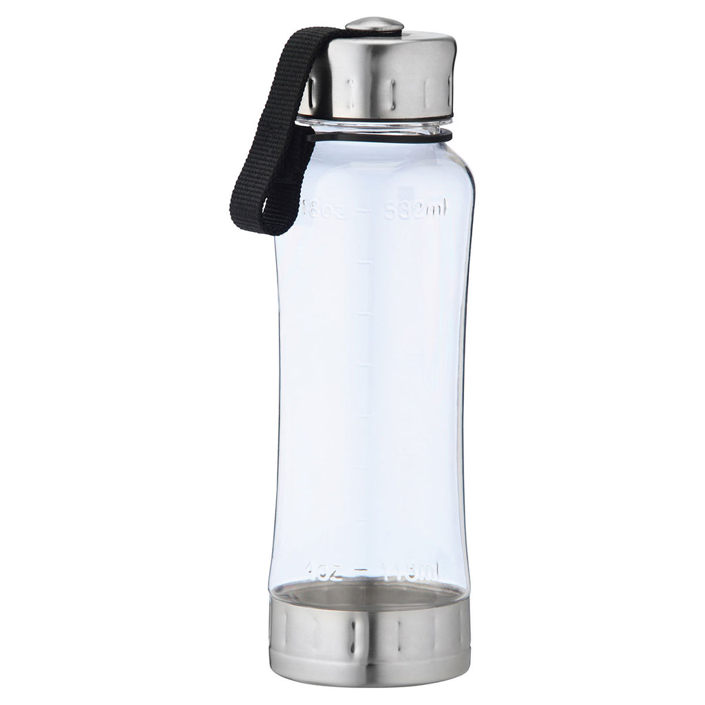 Bullet Clear Augustana 18oz Tritan Sports Bottle