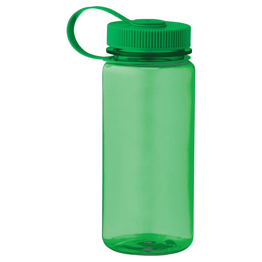 Bullet Transparent Green Montego 21oz Sports Bottle