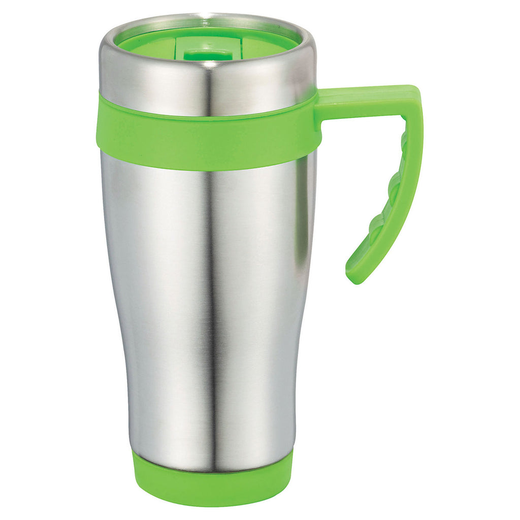 Bullet Lime Green Seaside 15oz Travel Mug