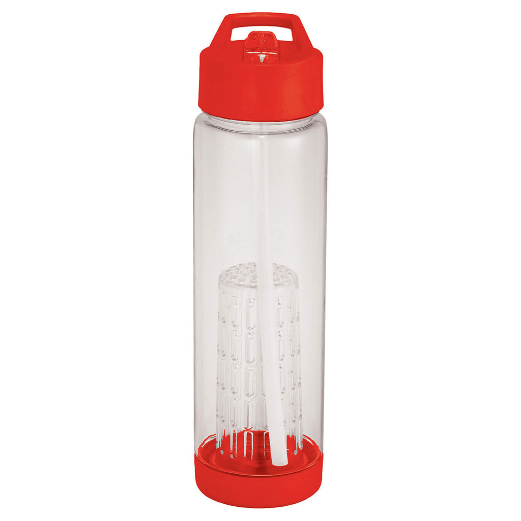 Bullet Red Tutti Frutti 25oz Tritan Sports Bottle