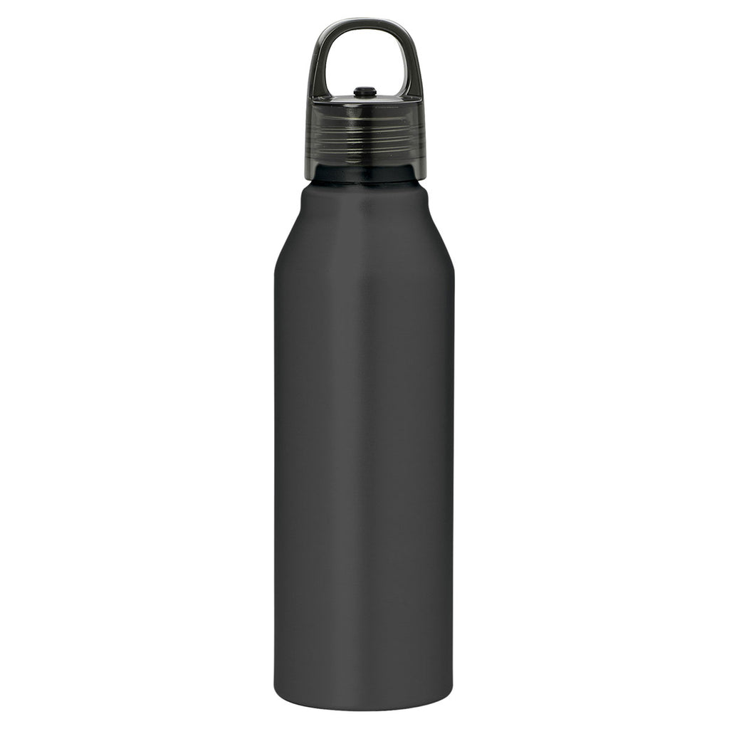 Bullet Black Crescent 27oz Aluminum Sports Bottle
