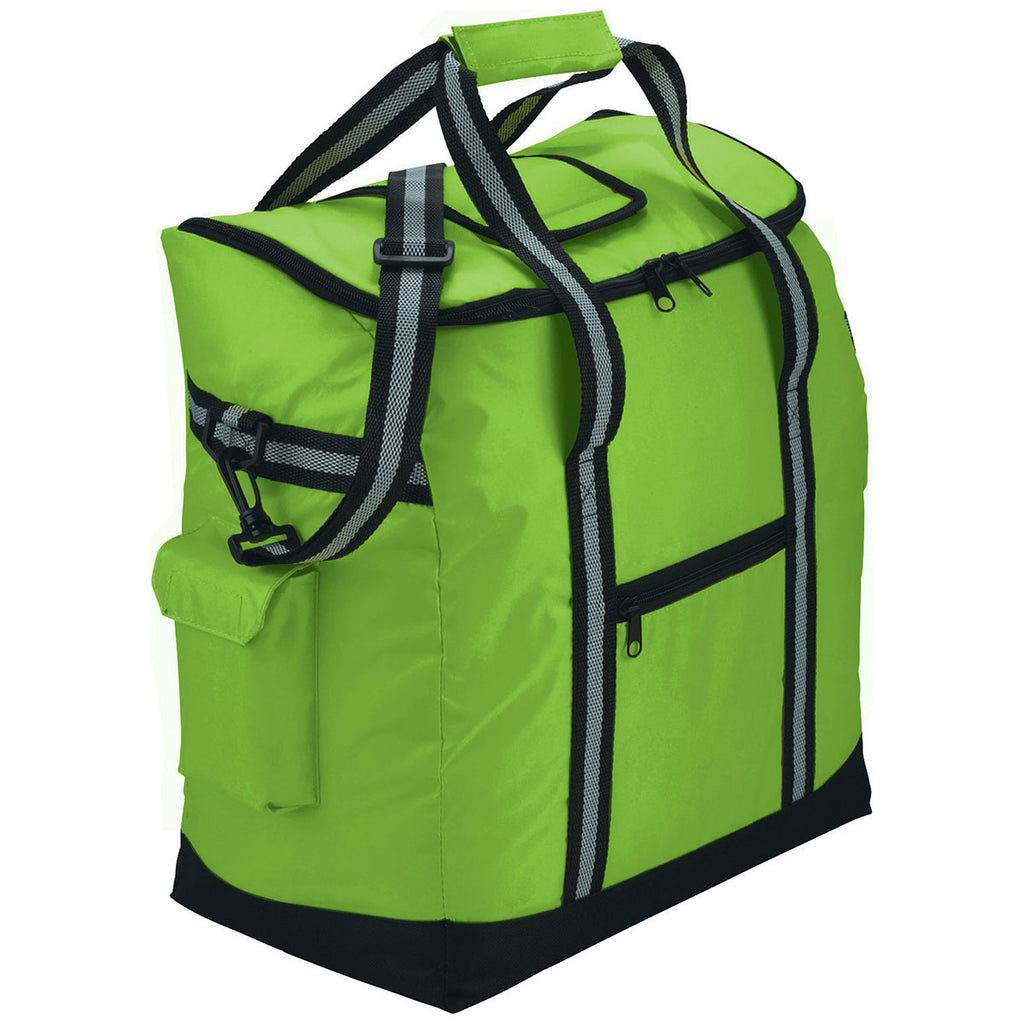 Bullet Lime Green Beach Side Deluxe 36-Can Event Cooler